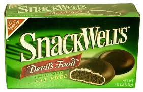 Snackwell's cookies