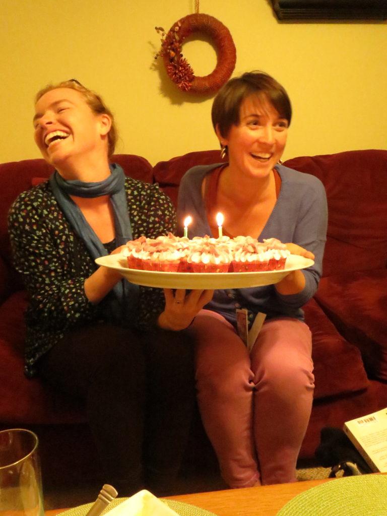 book club birthdays