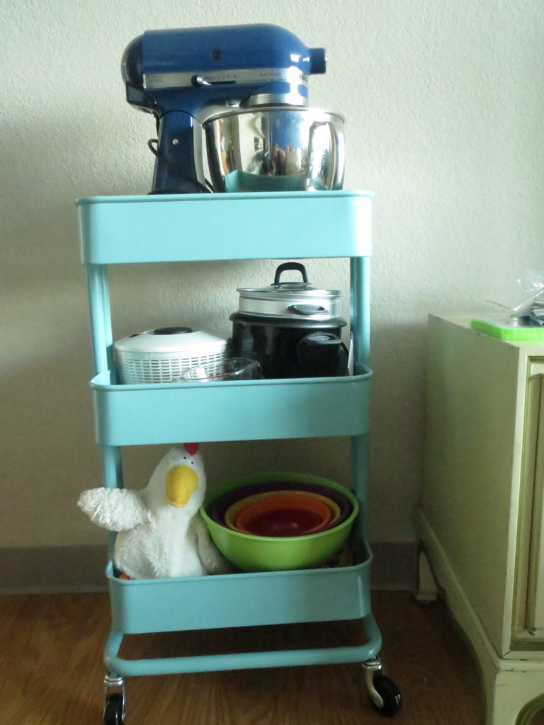 kitchen cart!
