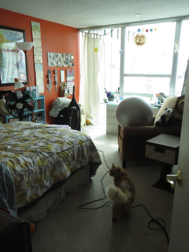 bedroom 5 minutes ago