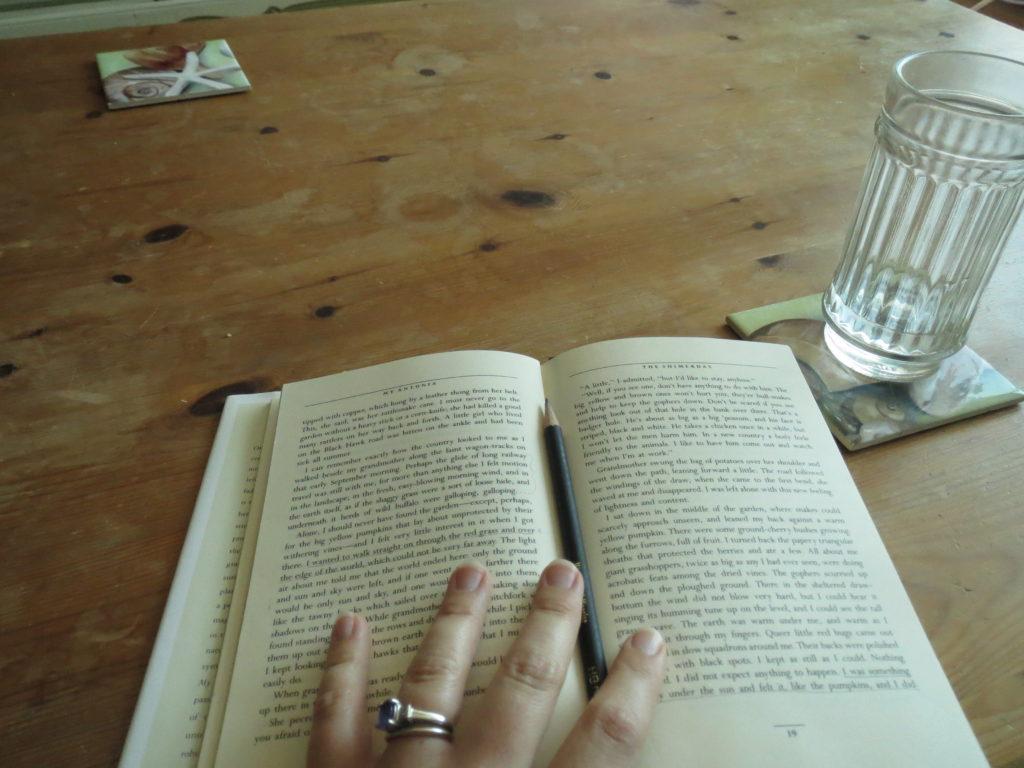 luscious prose