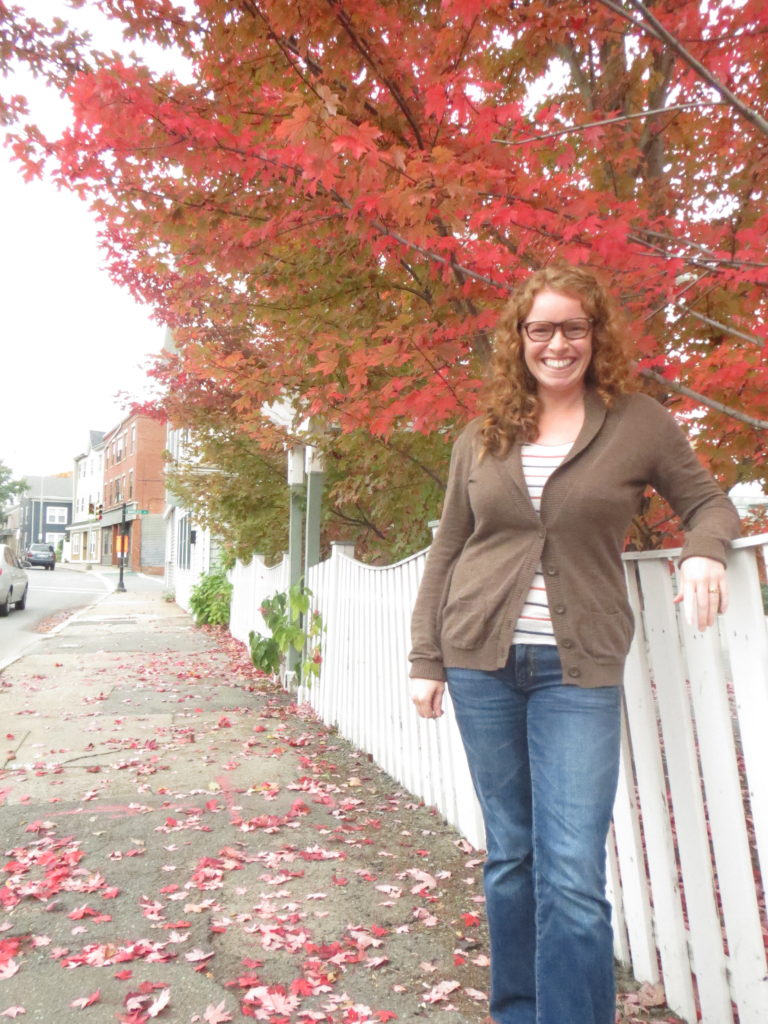 Cabot Street with Melissa