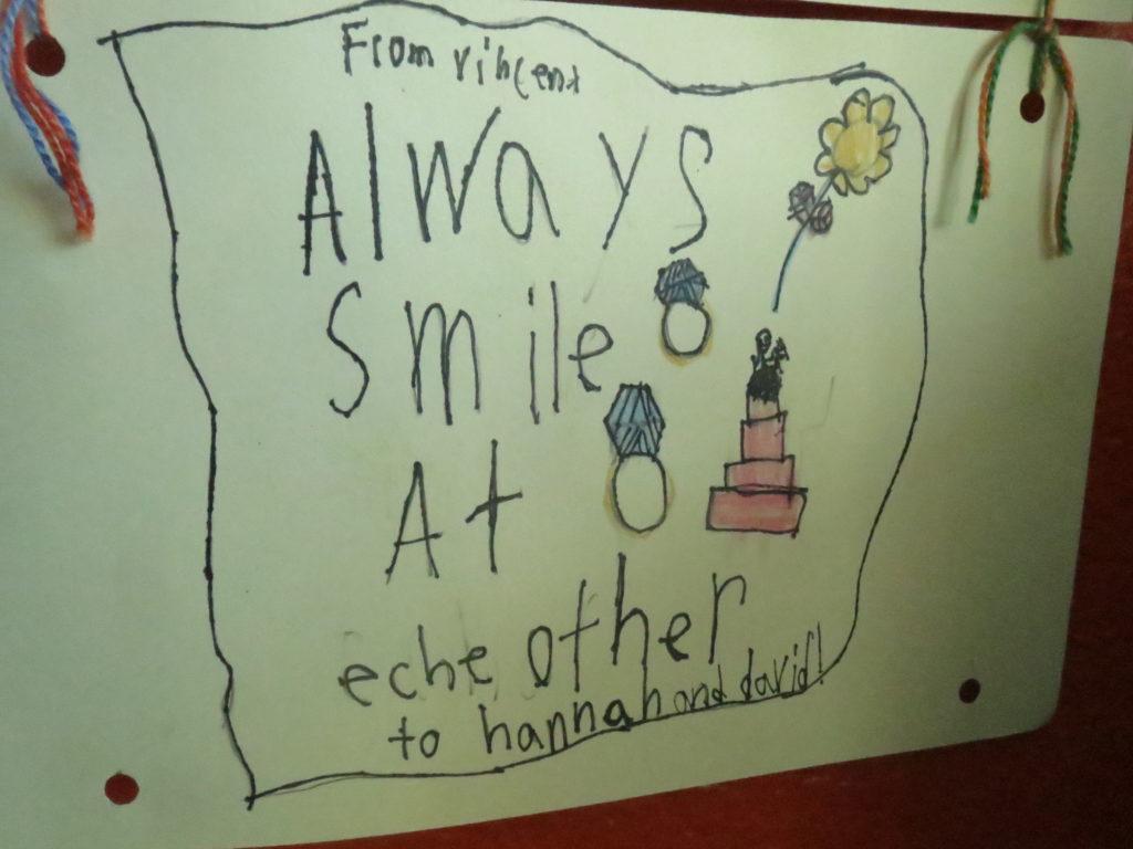 Vincent's advice
