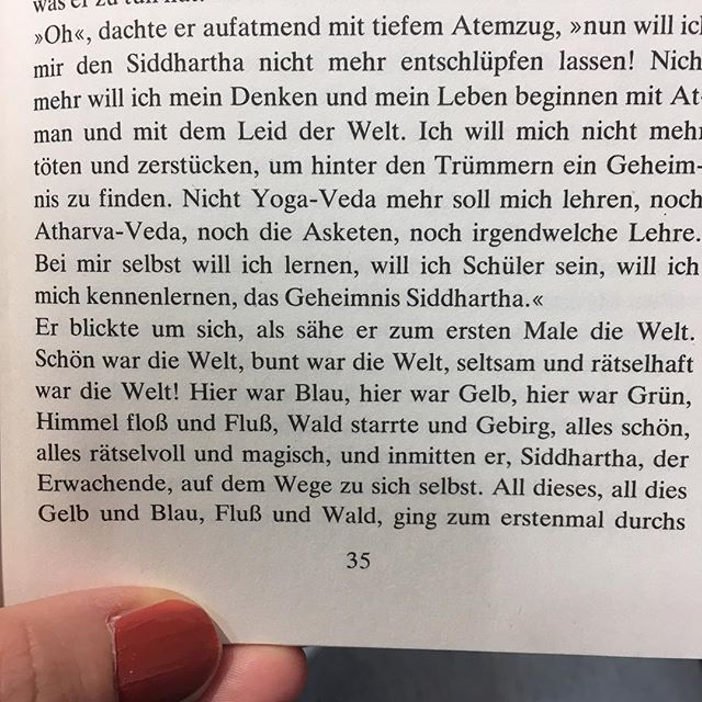 Siddharta - Hesse