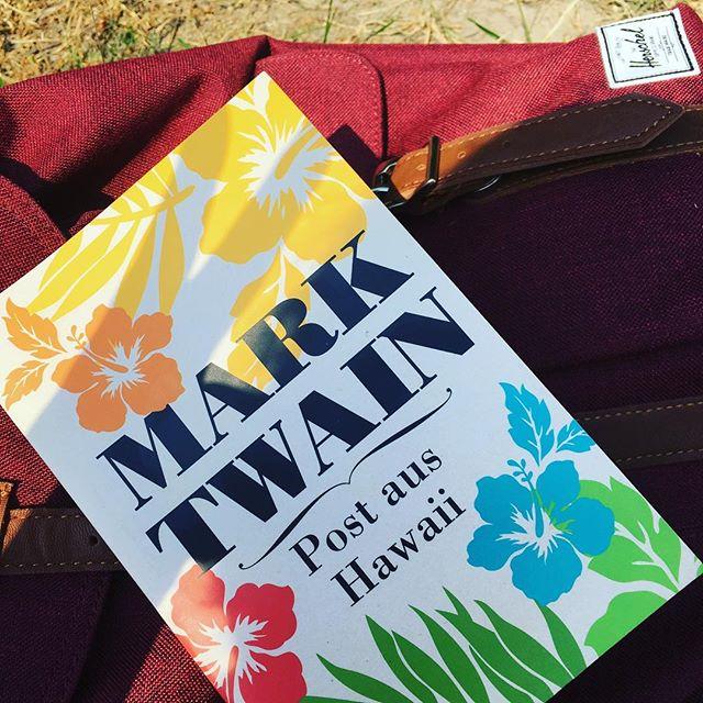 Mark Twain - Post aus Hawaii