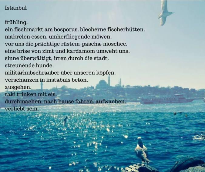 Istanbul - poem #3