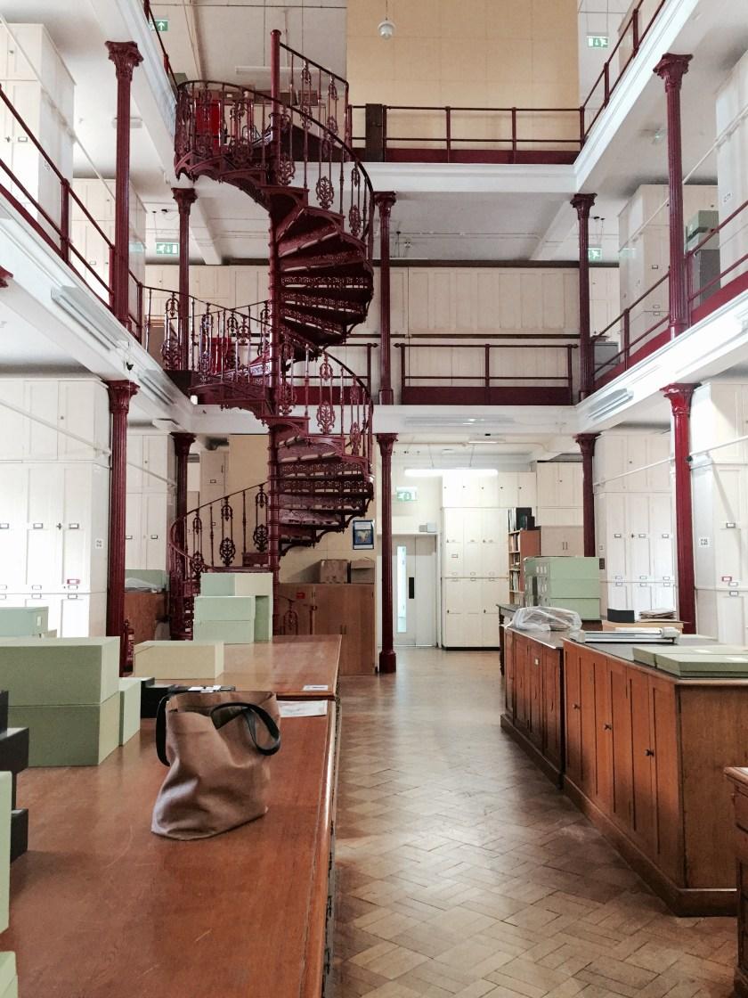 Kew Gardens - Herbarium