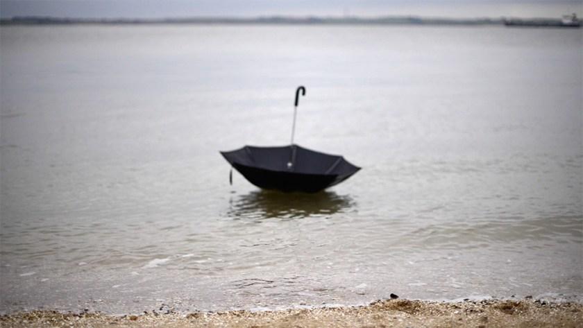 Umbrella - Canvey Island Shoot