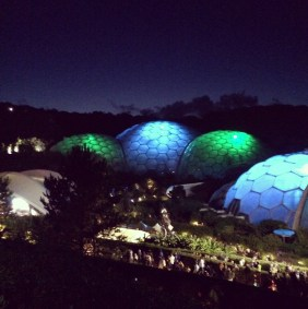 Ben Howard at The Eden Project