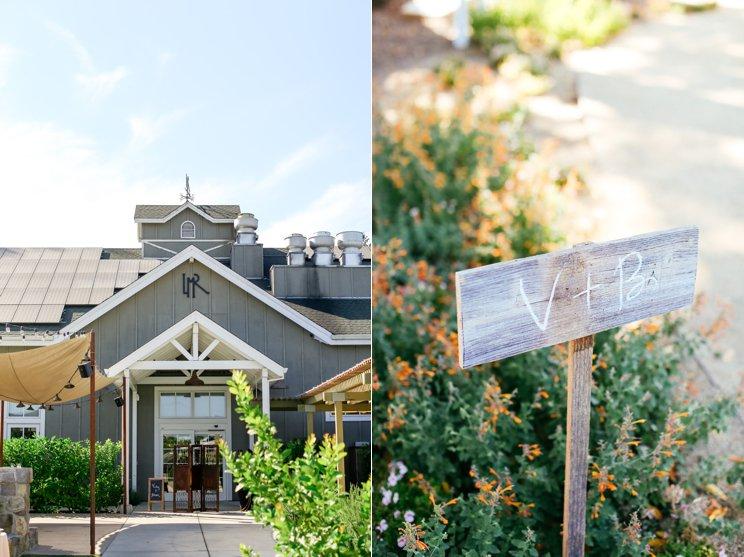 Long Meadow Ranch Winery  Farmstead Wedding  San Francisco Wedding Photographer