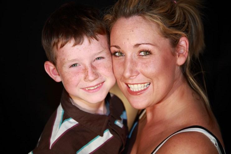 Family photos Cardiff