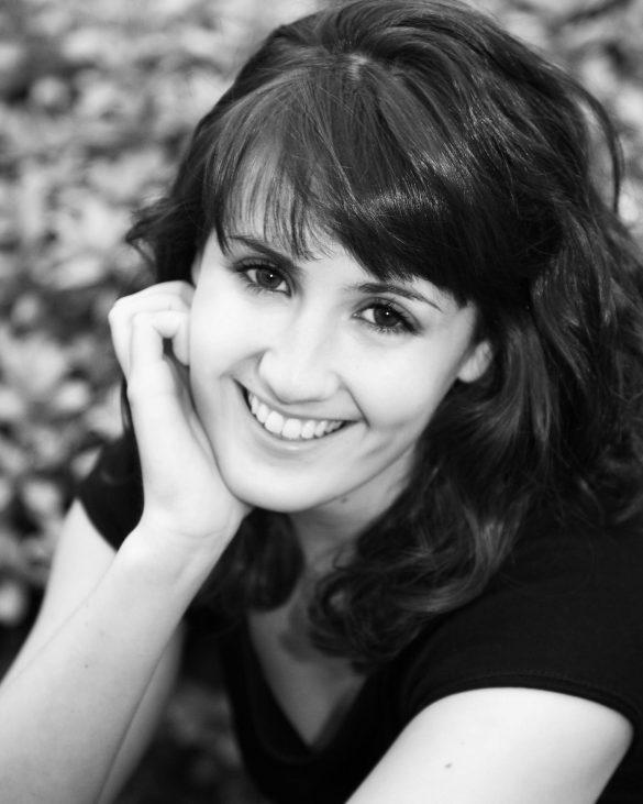 Actress headshot cardiff