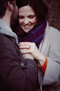 Engagement portraits Cardiff