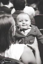 Baby in suit