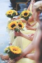 Bridesmaids flowers