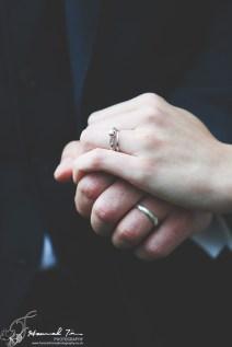 Detail of hands & rings