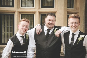 Groom & Best Men