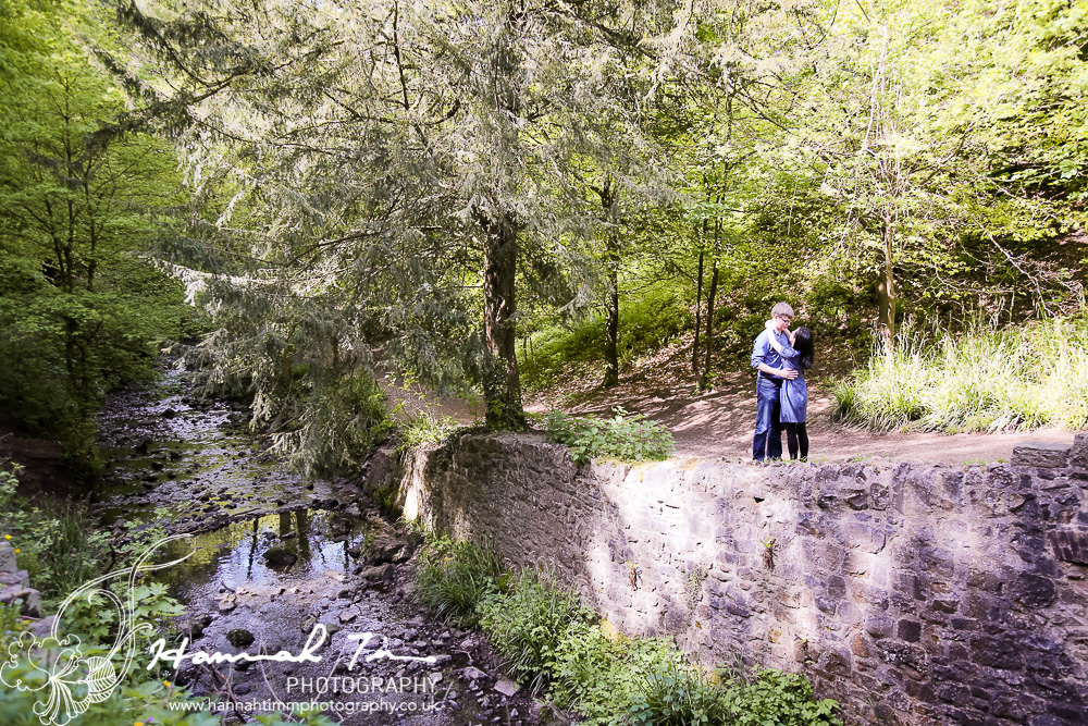 Bristol Engagement Portraits