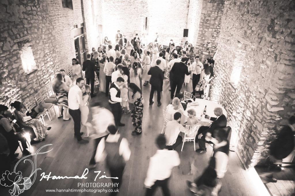 dancing Tythe Barn