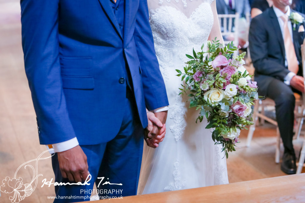 details bride and groom