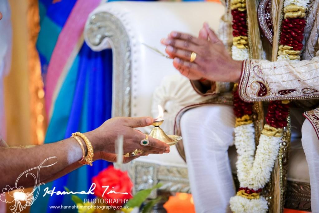 Hindu sacred fire