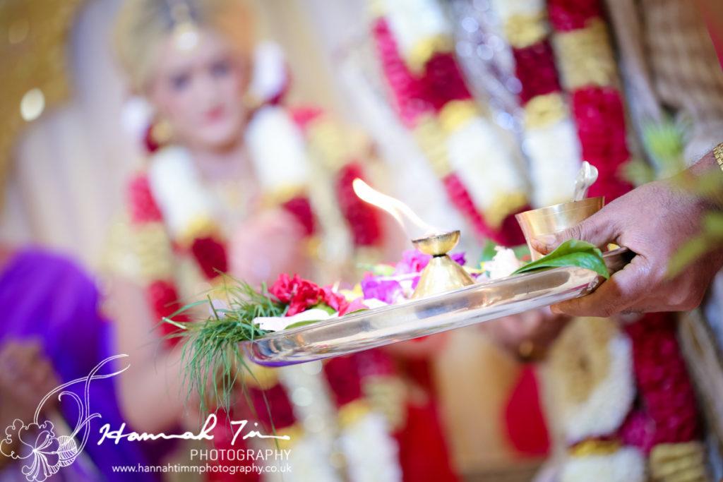 sacred fire Hindu wedding photography