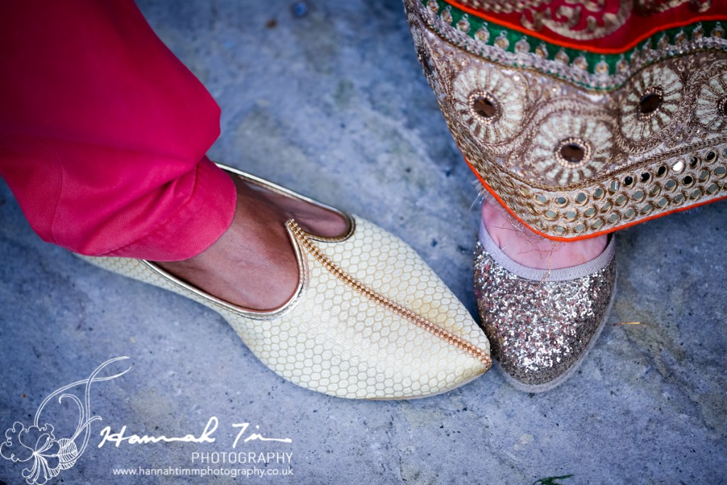 asian wedding shoes