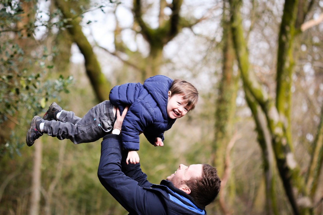 Bridgend family portraits - hannah timm photography