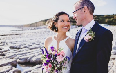 Joyful 2020 micro wedding
