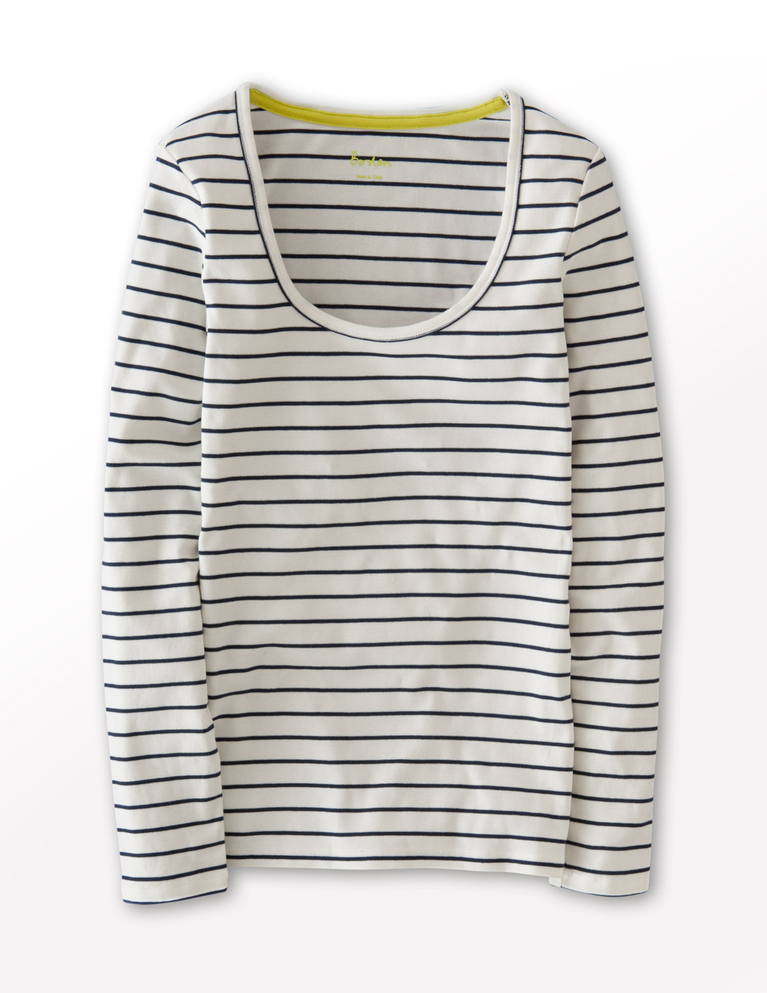 Scoop neck top, BODEN, £19