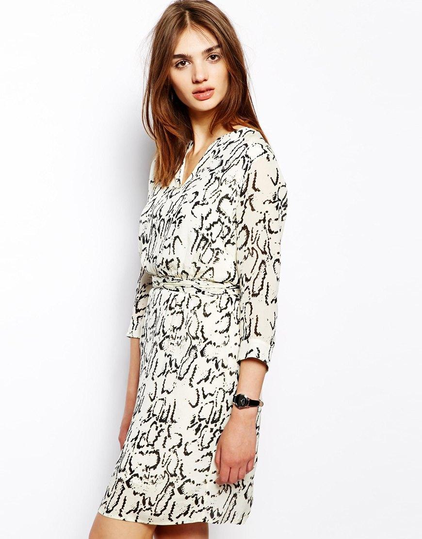 BZR snake leopard dress, £119