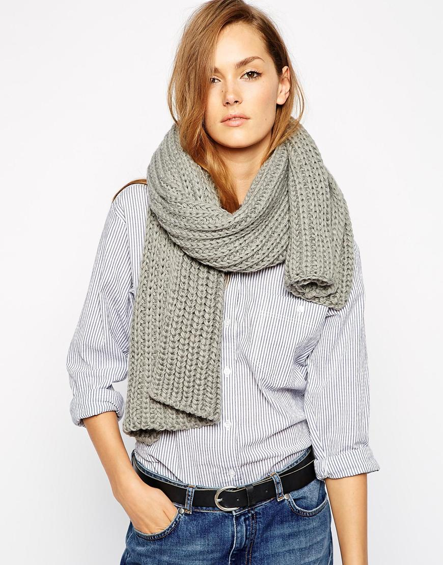 Selected Clea scarf, £20