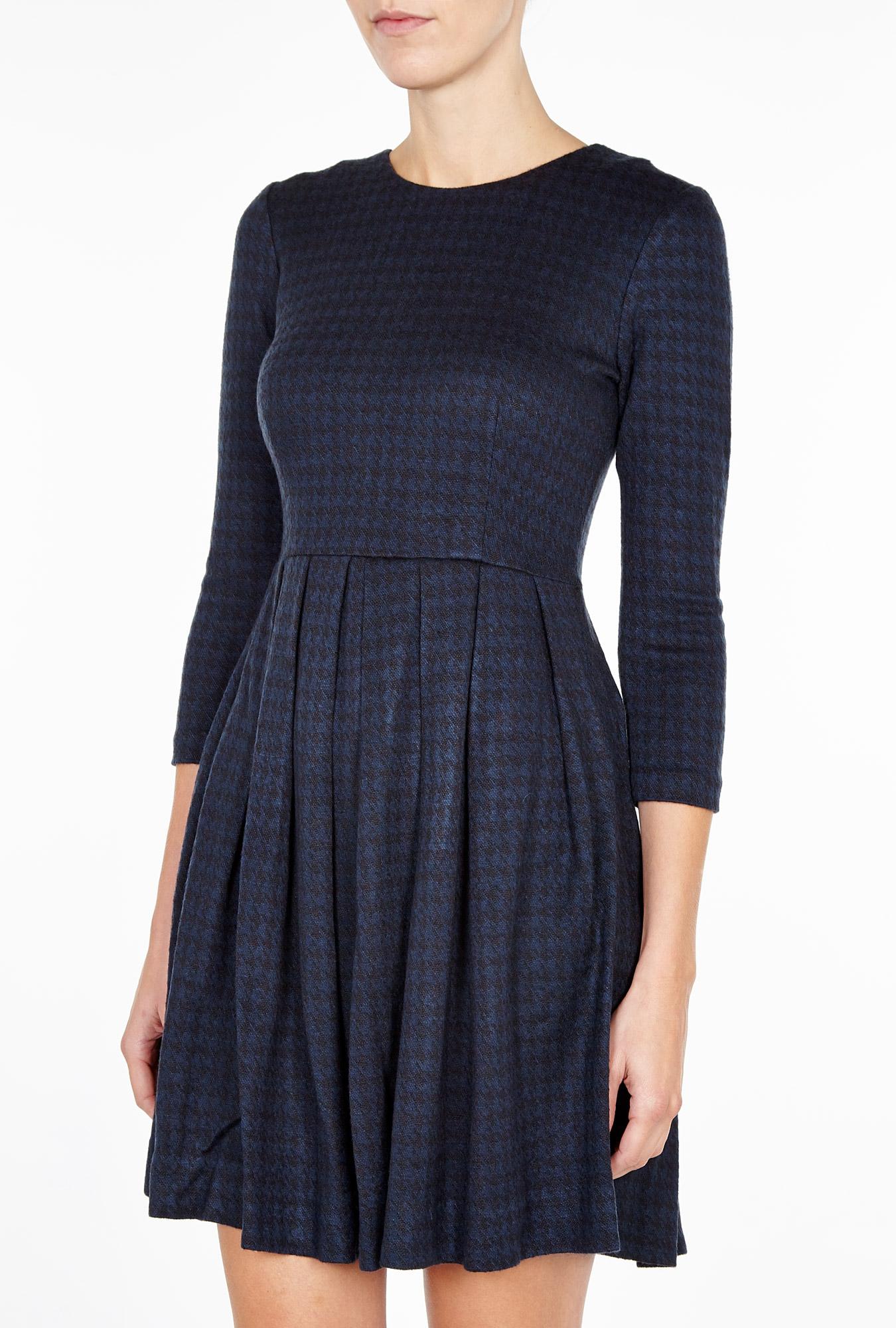 Ganni elasticated waist dress, was £170, now £102