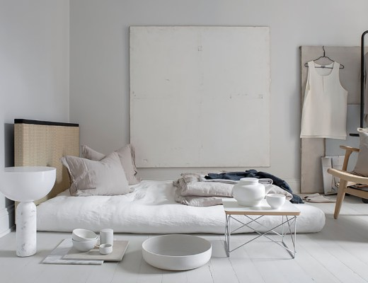 Soft minimalism styling by Pella Hedeby