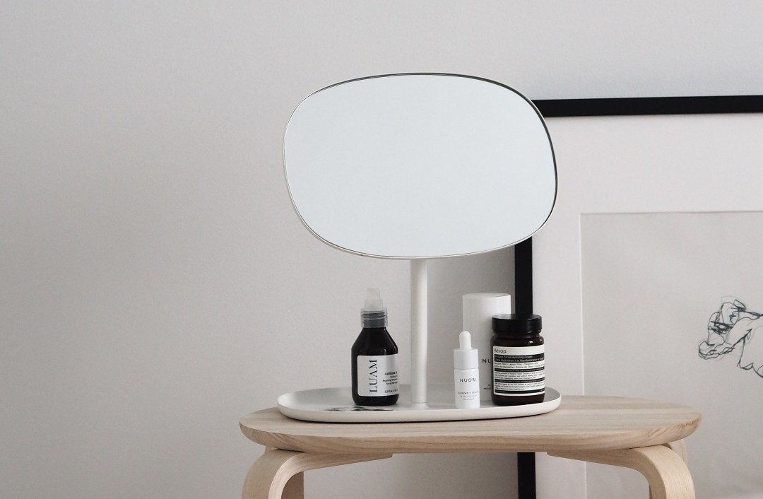 Scandinavian and minimalist skin care , Danish skincare