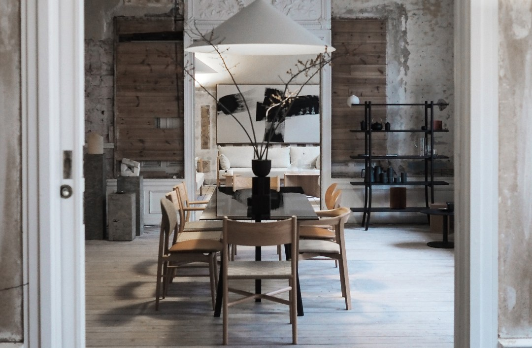 A quiet reflection - Stockholm design week 2018A quiet reflection - Stockholm design week 2018