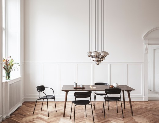 Discovering new designs with warm minimalism