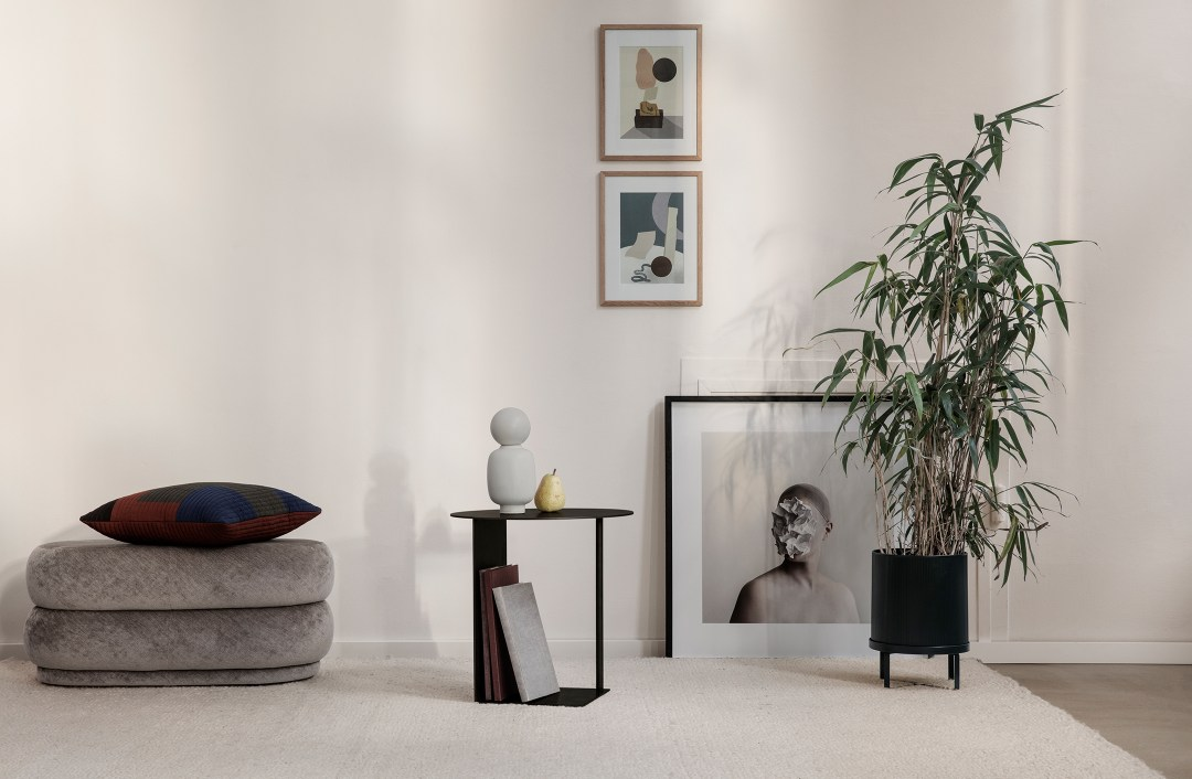 A space to feel comfortably you…the new Ferm Living SS19 collection