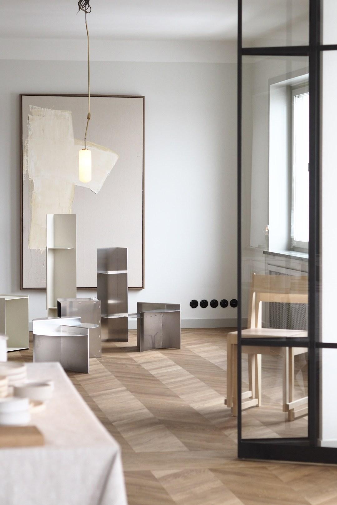 Spatial Sensibilities   an exhibition by Andreas Martin-Löf Arkitekter & Frama Studio