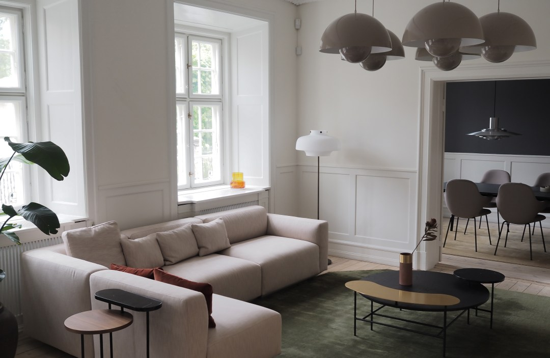 Design in Copenhagen - The &Tradition showroom.