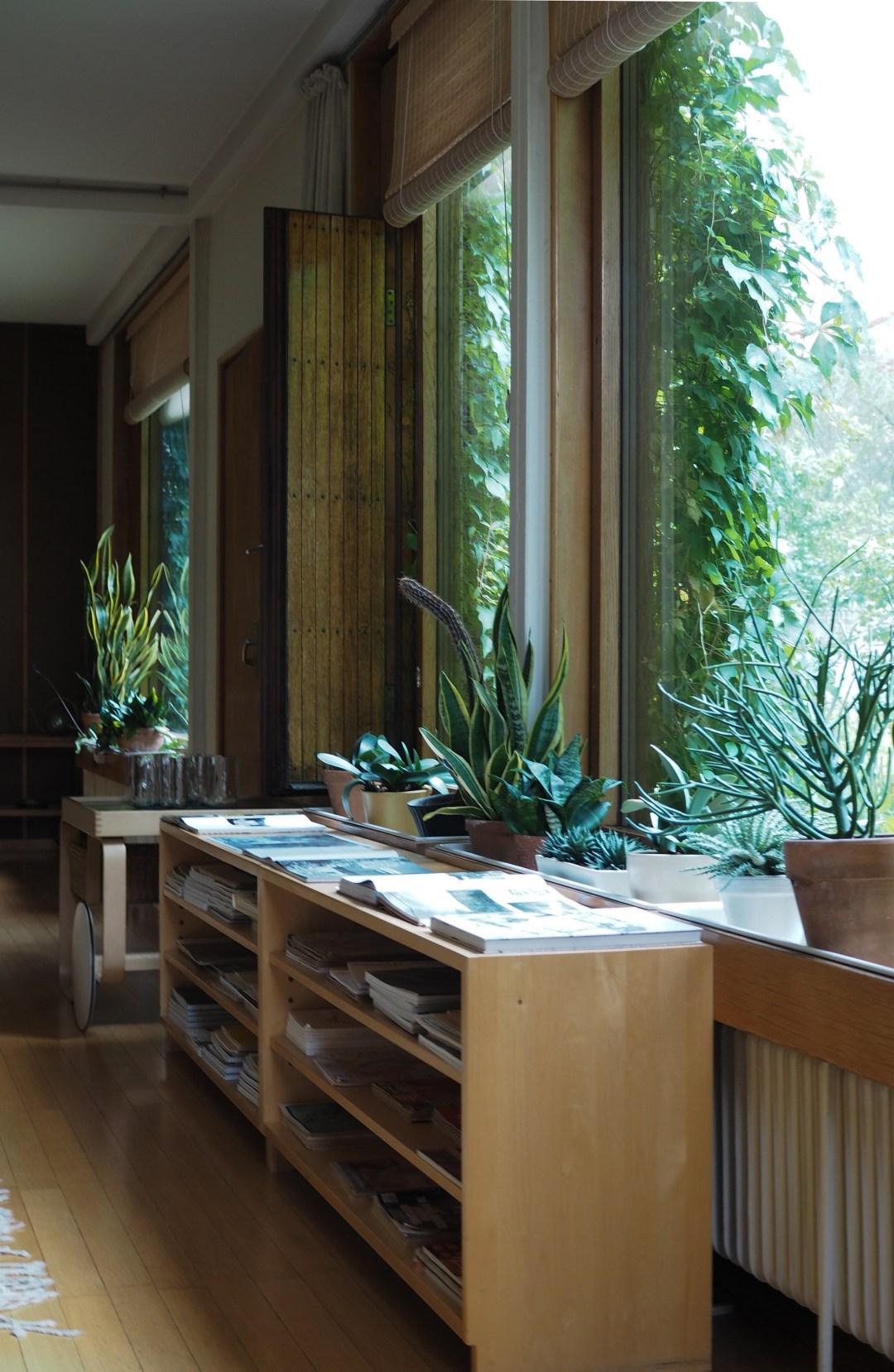 Alvar Aalto's Helsinki home