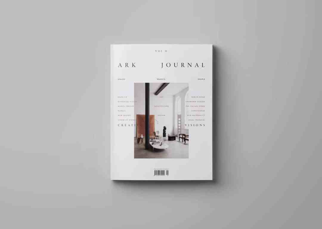 Ark Journal - 10 Nordic interiors  magazines to read regardless of  the language