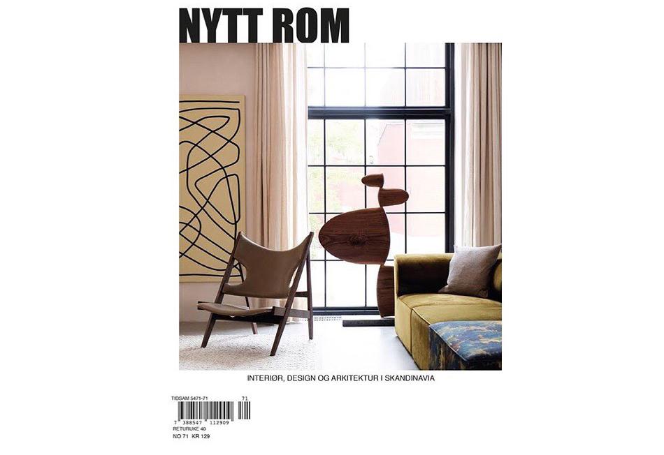 Norwegian interiors magazine Nytt rom
