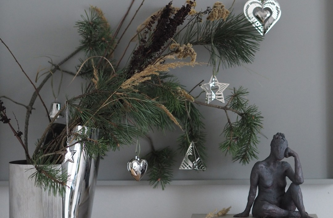 The Georg Jensen Christmas collection 2019 with a few thoughts on my personal approach to seasonal decoration.