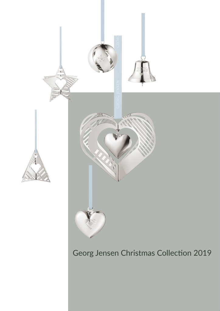 Georg Jensen Christmas 2019