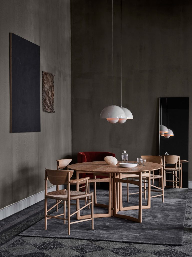 Design classics relaunched – Hvidt and Mølgaard for &Tradition