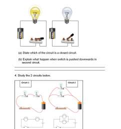 Science Electricity Worksheets 4th Grade   Printable Worksheets and  Activities for Teachers [ 1754 x 1249 Pixel ]
