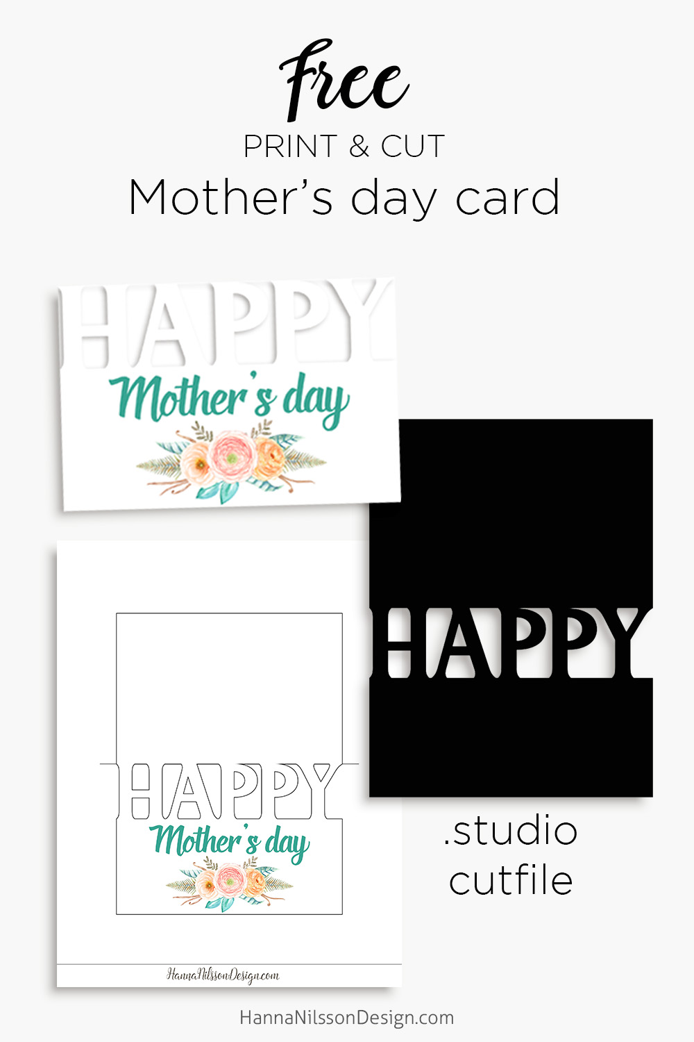 photograph regarding Happy Mothers Day Printable Cards titled Joyful Moms working day Printable playing cards and tags towards rejoice