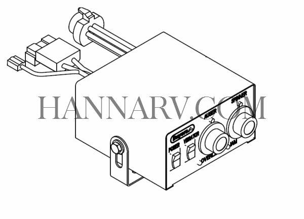 Buyers 3016212 SaltDogg Digital Controller for Electric