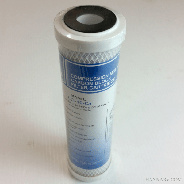 The Water Pur Company CCI10Ca 10inch Water Filter
